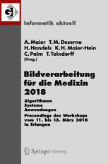 Bildverarbeitung für die Medizin 2018