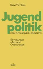 Jugendpolitik in der Bundesrepublik Deutschland