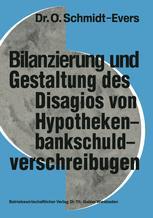 Bilanzierung und Gestaltung des Disagios von Hypothekenbankschuldverschreibungen