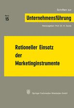 Rationeller Einsatz der Marketinginstrumente