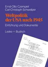 Weltpolitik der USA nach 1945