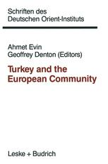 Turkey and the European Community