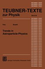 Trends in Astroparticle-Physics