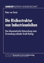 Die Risikostruktur von Industrieanleihen