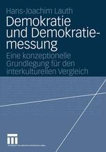 Demokratie und Demokratiemessung