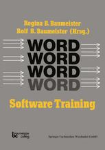 Word Software Training