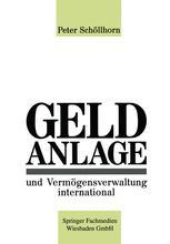 Geldanlage und Vermögensverwaltung international