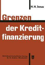 Grenzen der Kreditfinanzierung