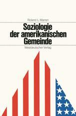 Soziologie der amerikanischen Gemeinde