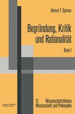 Begründung, Kritik und Rationalität