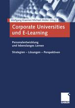 Corporate Universities und E-Learning