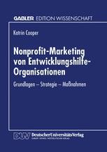 Nonprofit-Marketing von Entwicklungshilfe-Organisationen