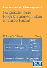 Fortgeschrittene Programmiertechniken in Turbo Pascal