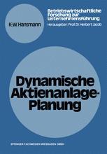 Dynamische Aktienanlage-Planung