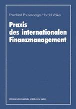 Praxis des internationalen Finanzmanagement