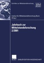 Jahrbuch zur Mittelstandsforschung 2/2001