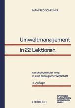 Umweltmanagement in 22 Lektionen