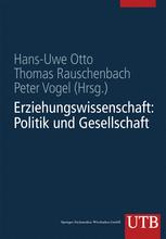 Erziehungswissenschaft in Studium und Beruf Eine Einführung in vier Bänden