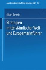 Strategien mittelständischer Welt- und Europamarktführer