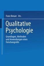 Qualitative Psychologie