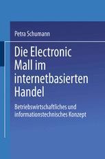 Die Electronic Mall im internetbasierten Handel