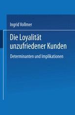 Die Loyalität unzufriedener Kunden