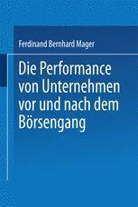 Die Performance von Unternehmen vor und nach dem Börsengang