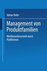 Management von Produktfamilien