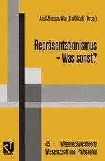 Repräsentationismus — Was sonst?