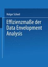Effizienzmaße der Data Envelopment Analysis