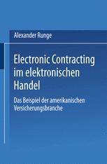 Electronic Contracting im elektronischen Handel