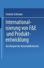 Internationalisierung von F&E und Produktentwicklung