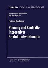 Planung und Kontrolle Integrativer Produktentwicklungen
