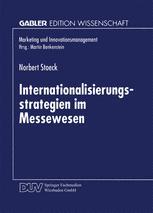 Internationalisierungsstrategien im Messewesen