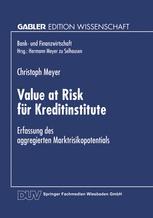 Value at Risk für Kreditinstitute