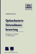 Optionsbasierte Unternehmensbewertung