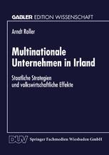 Multinationale Unternehmen in Irland