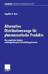 Alternative Distributionswege für pharmazeutische Produkte