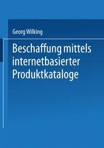 Beschaffung mittels internetbasierter Produktkataloge