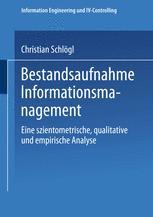 Bestandsaufnahme Informationsmanagement