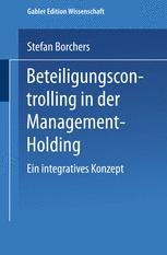 Beteiligungscontrolling in der Management-Holding