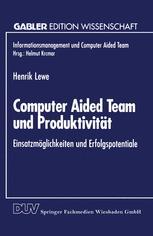 Computer Aided Team und Produktivität
