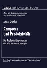 Computer und Produktivität
