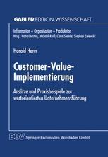 Customer-Value-Implementierung