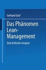 Das Phänomen Lean Management