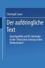Der aufdringliche Text