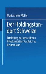 Der Holdingstandort Schweiz