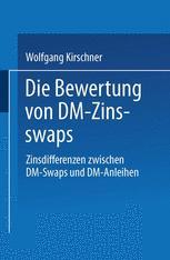 Die Bewertung von DM-Zinsswaps