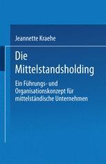 Die Mittelstandsholding in Deutschland