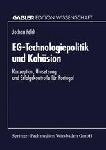 EG-Technologiepolitik und Kohäsion